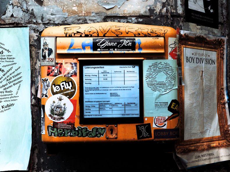 Ein Briefkaste