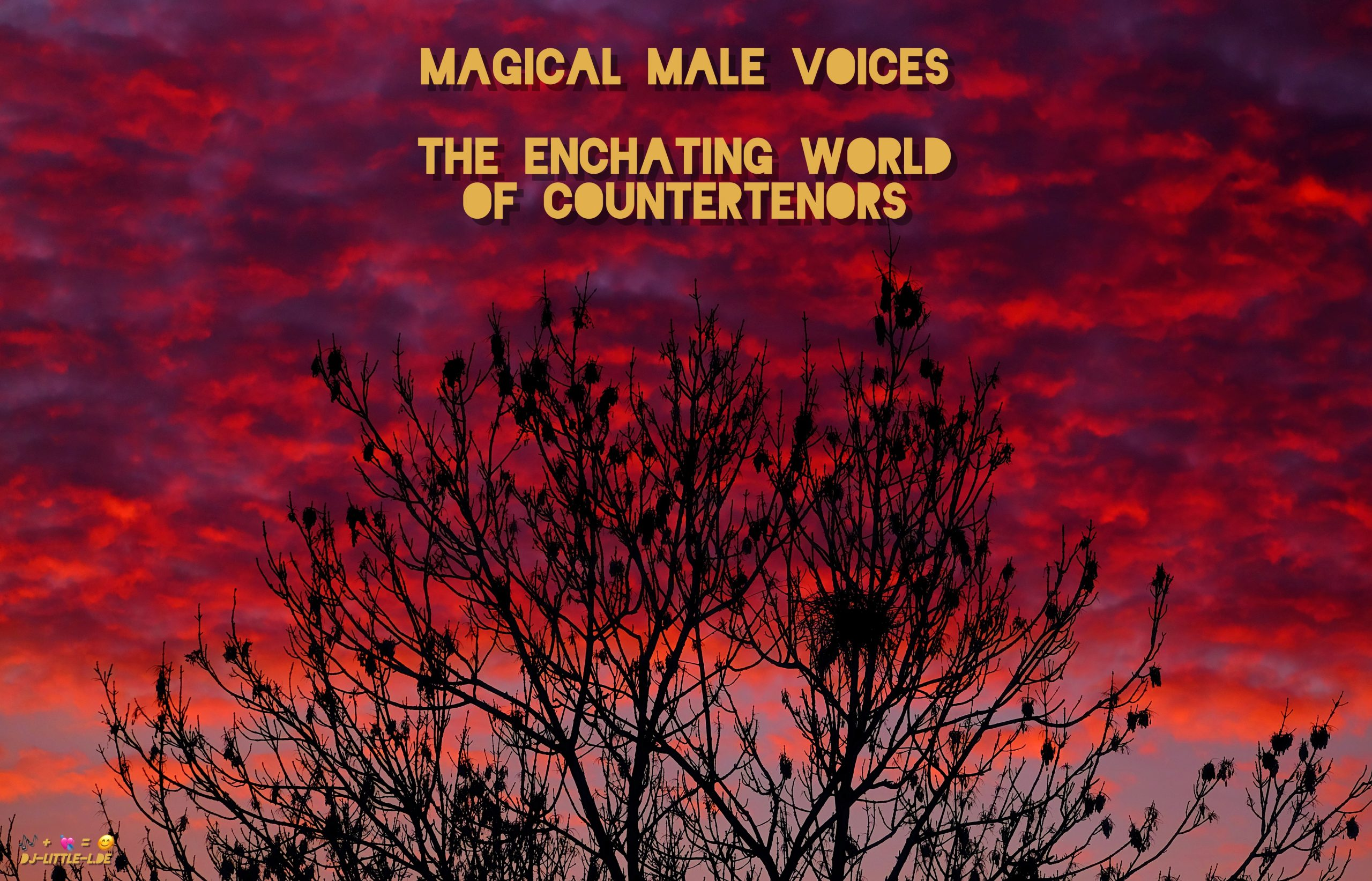 Magical Male Voices